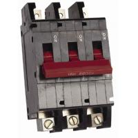 Vacuum Miniature Circuit Breaker MCB Isolator Switch Commercial , 3 Pole Isolator Switch
