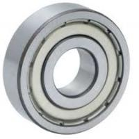 Buy cheap High Speed Deep Groove Bearing / Stainless Stell Grooved Ball Bearing from wholesalers
