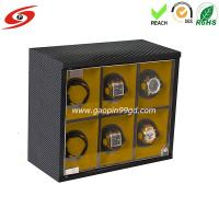Buy cheap Simple Design 6 Slots Watch Winder, Watch Box from wholesalers