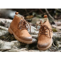 Buy cheap Boys Girls Side Zip Kids Snow Boots Shoes from wholesalers
