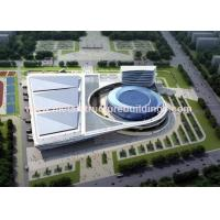 Professional Prefabricated Steel Structures , Prefab Metal Storage Buildings