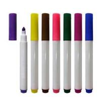 Liquid Glitter Fluorescent Marker Pen Pp Plastic With Customized Printing