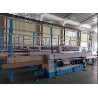 Buy cheap PLC OGEE Bevel Edge Glass Machine with Pneumatic Polish System from wholesalers