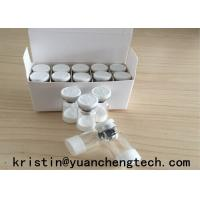 Buy cheap Raw Material Polypeptide Hormones Series DSIP For Mass Strengthen CAS 62568-57-4 from wholesalers