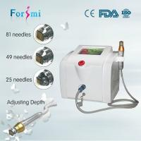 Buy cheap amazing efficiency results RF beauty equipment Fractional rf microneedle device from wholesalers