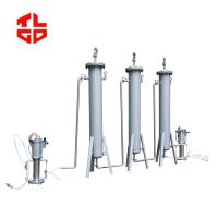 Buy cheap LPG filtration column Machine 1500mm Height Stainless Steel Material from wholesalers