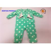Buy cheap Skating Shoes Applique Baby Pram Suit Big Dot AOP Long Sleeve Coverall from wholesalers