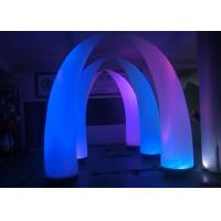 Buy cheap Promotion High Quality LED Advertising Tube Inflatable Lights For Decoration from wholesalers