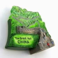Buy cheap Pretty Souvenir Fridge Magnets Resin Magnet Composite from wholesalers