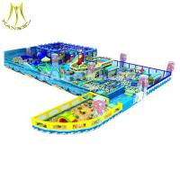 Buy cheap Hansel amusement indoor play area children paly game soft playground for kids from wholesalers