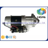 Buy cheap 3303123 Electric Bosch Starter Motor For CAT 320 330 340 , 8kgs Weight from wholesalers