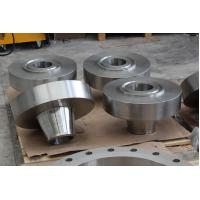 Buy cheap ASME B16.5 Forged Duplex Steel Flanges , Threaded Pipe Flange RF FF RTJ 150# - 2500# from wholesalers
