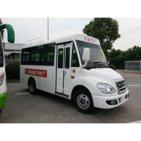 Buy cheap 5.6m 18 Seater Minibus 100 Km / h Wheelbase 3100 Electric Shuttle Bus from wholesalers