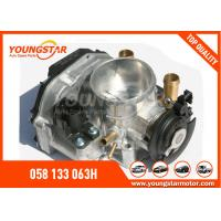 Buy cheap AUDI A4 Throttle Body 058 133 063H / 408 237 212 002Z With ISO 9001 from wholesalers