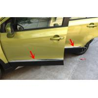 Buy cheap Plastic ABS Chromed Side Door Lower Trim Strip For SUZUKI S-cross 2014 from wholesalers