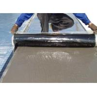 Buy cheap 1.5mm Self adhesive bitumen membrane construction building from wholesalers
