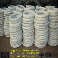 Buy cheap Galvanized Wire With Plsatic Inside and Hessian Outside product