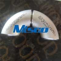 Buy cheap ASTM A403 WP304L Stainless Steel 90 180 Degree Elbow Pipe Fitting from wholesalers