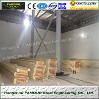 Buy cheap new products polyurethane foam PU sandwich panel price from wholesalers