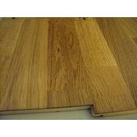 Buy cheap White Oak Uniclick 3-ply Flooring product
