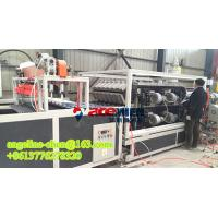 Buy cheap plastic PVC+ASA two layer light weight colony roof tile/roofing sheet production line from wholesalers
