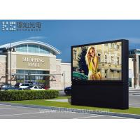 Buy cheap IP65 PH10MM 10000 Dots Led Moving Message Double Sided LED Display from wholesalers