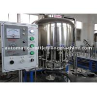 Quality Normal Pressure Mineral Water Bottle Filling Machine 2.25KW Touch Screen Operation for sale