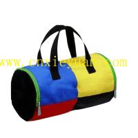 Buy cheap Cute promotional portable foldable beach bag sports bag from wholesalers