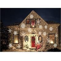 Buy cheap US EU UK AU Plug outdoor waterproof led snowflake light for christmas from wholesalers