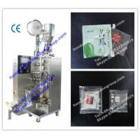 Buy cheap flat slimming tea bag packing machine DXDCH-10F +86-15522245025 from wholesalers