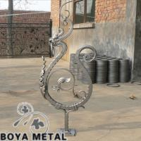 Buy cheap Forged Iron Dragon Cast Steel Balustrades from wholesalers