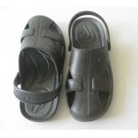 Buy cheap Breathable Anti Static Shoes Skid Resistant Durable ESD Big Four Hole Sandals from wholesalers