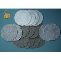 Buy cheap 100% Polyester Felt Fabric For Furniture Transport Protection Good Hand Feeling from wholesalers