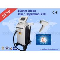 "Buy cheap 8.4"" Touch LCD Display Laser Permanent Hair Removal Machine Big Spot Size from wholesalers"