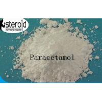 Buy cheap Purity 99% White Solid 4- Acetamidophenol CAS 103-90-2 for Relieving Pain / Fevers from wholesalers