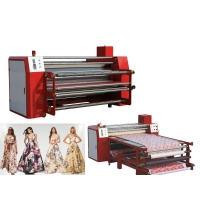 Buy cheap Sublimation Printing Heat Press Print Rotary Calander Transfer Printer product