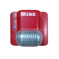 Buy cheap Sound and Light Alarm FM 200 Fire Alarm System Low Power Consumption product