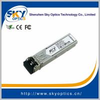 Buy cheap 1000BASE SFP Cisco GLC-SX-MM Compatible 1000BASE-SX SFP 850nm 550m DOM Transceiver from wholesalers