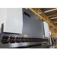 Buy cheap Accurl MB7-500Tx6000 MM Steel Press Brake Machine Estun E21 NC Control from wholesalers