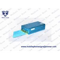 Buy cheap Portable Skyblue GPS Blocking Device , GPS Jamming Device HS Code 8543709200 product