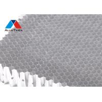 Buy cheap 3003 Expanded aluminium honeycomb core Crystal lattice for electric heater from wholesalers