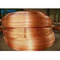 Buy cheap Golden Color Iron Wire Coil , Galvanized Steel Wire 0.1-80.0mm Gauge from wholesalers