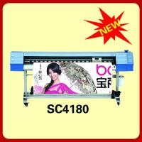 Buy cheap SC4180 1440Dpi outdoor Eco solvent printer from wholesalers