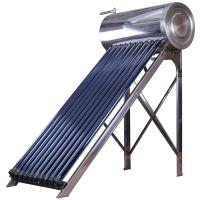 Buy cheap 100liter high pressure solar water heating system from wholesalers