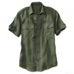 Buy cheap Men's Linen Bush Shirts from wholesalers