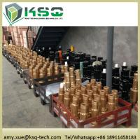 Buy cheap Atlas Copco Type Hardened Drill Bits Tungsten Carbide Tipped Water Well from wholesalers