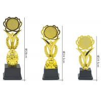 Buy cheap Custom Plastic Trophy Cup Blank Plate Type For Sports Champions Awards from wholesalers