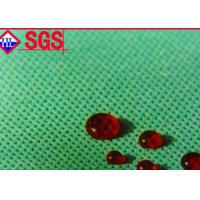 Buy cheap 100% Waterproof Laminated Non Woven Fabric Metallic Coating For Packing Materials from wholesalers