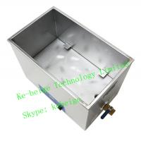 Buy cheap 38L 720W Stainless Steel dental Electronics Ultrasonic Instrument Cleaner from wholesalers