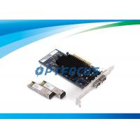 Buy cheap 10 Gbps PCI Express Lan Card Quad Port Server Adapter LC Fiber IEEE802.3 from wholesalers